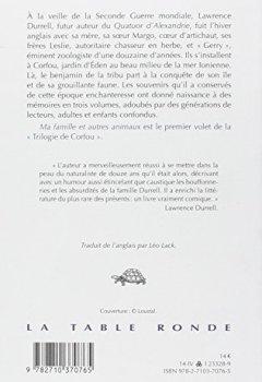 Livres Couvertures de Trilogie de Corfou, I:Ma famille et autres animaux