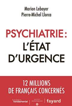 Livres Couvertures de Psychiatrie : l'état d'urgence