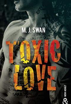 Livres Couvertures de Toxic Love : Sombrez dans l'univers intense des gangs de motards (&H)