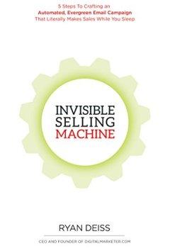 Livres Couvertures de Invisible Selling Machine (English Edition)