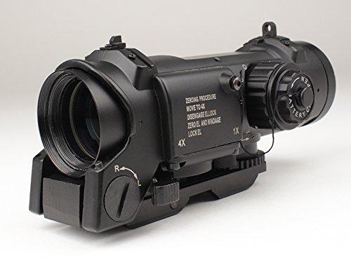 ELCANタイプ Specter DR 1x-4x タクティカルスコープ