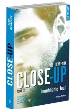 Livres Couvertures de Close-Up - tome 2 Inoubliable Josh