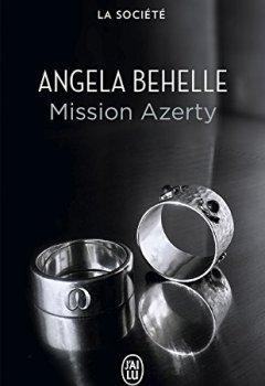 Livres Couvertures de La Société (Tome 2) - Mission Azerty
