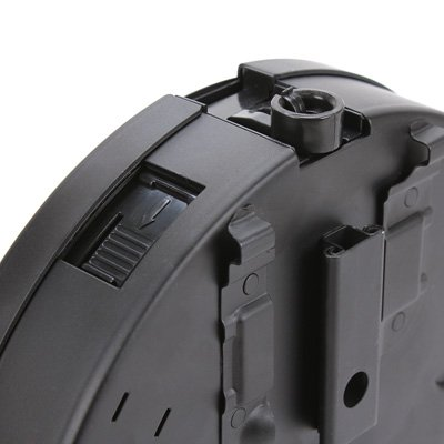 KAMAG43BK King Arms トンプソン用 450連 ドラムマガジン