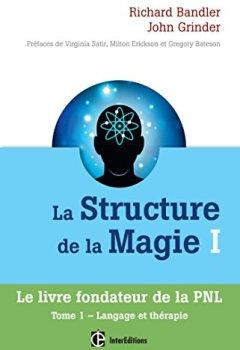 Livres Couvertures de La Structure de la Magie I - Tome 1 : Langage et thérapie