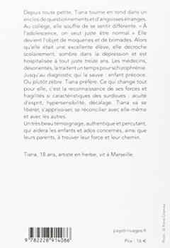 Livres Couvertures de Je suis un zèbre