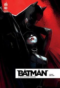Livres Couvertures de Batman Rebirth, Tome 2 :