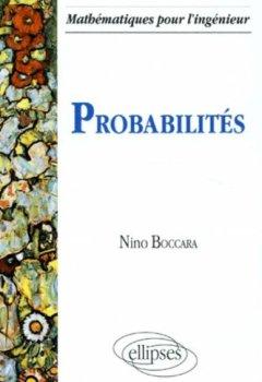 Livres Couvertures de Probabilités