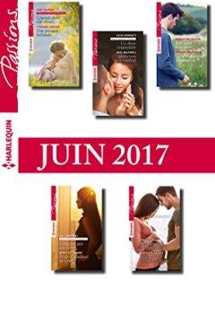Livres Couvertures de 10 romans Passions (nº660 à 664 - Juin 2017)