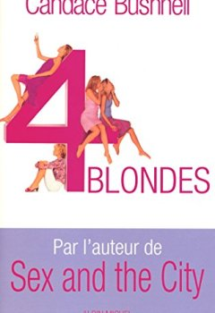 Livres Couvertures de Quatre Blondes