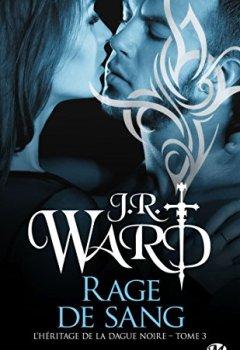 Livres Couvertures de L'Héritage de la dague noire, T3 : Rage de sang