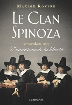 Livres Couvertures de Le Clan Spinoza