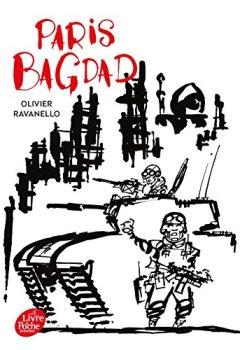Livres Couvertures de Paris Bagdad