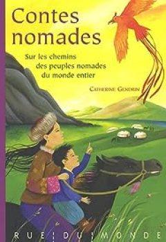 Livres Couvertures de Contes nomades du monde entier