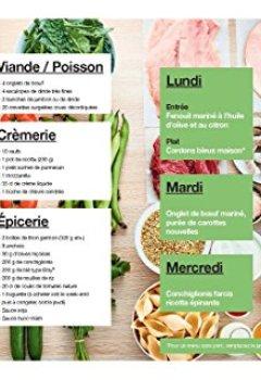 Livres Couvertures de En 2h je cuisine pour toute la semaine: 80 repas faits maison, sans gâchis et avec des produits de saison