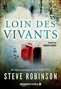 Livres Couvertures de Loin des vivants (Une enquête généalogique de JEFFERSON TAYTE t. 2)