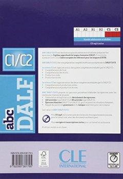 ABC DALF - Niveaux C1/C2 - Livre + CD de Indie Author
