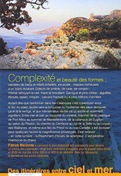Livres Couvertures de RANDONNEES DANS LES CALANQUES (N.ED.)