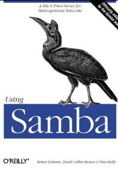 Livres Couvertures de Using Samba  (en anglais)