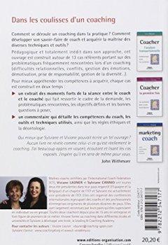 Livres Couvertures de Cas de coaching commentés