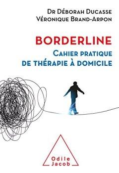 Livres Couvertures de Borderline: Cahier pratique de thérapie à domicile
