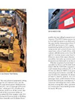 Buchdeckel von Locomotives: The Modern Diesel and Electric Reference