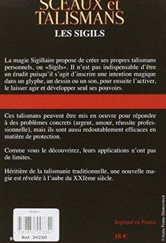 Livres Couvertures de Les Sigils. La Magie du XXIe siècle