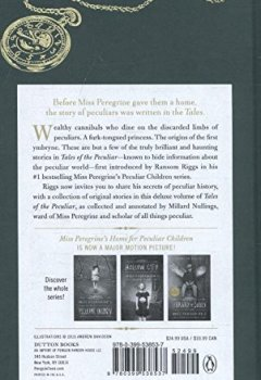 Livres Couvertures de Tales of the Peculiar
