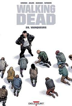 Livres Couvertures de Walking Dead T28: Vainqueurs