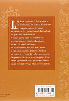 Livres Couvertures de Aimer les crêpes du monde