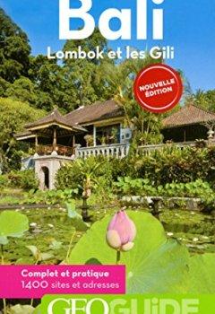 Livres Couvertures de Bali: Lombok et les Gili