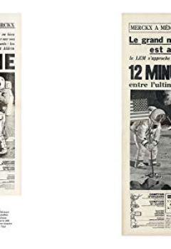Livres Couvertures de Le Journal du Dimanche - 70 ans d'histoire(s)