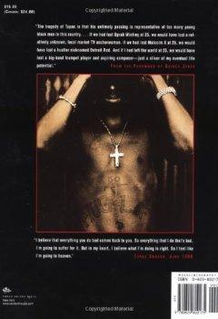 Buchdeckel von Tupac Shakur