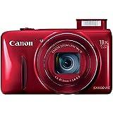 Canon PowerShot SX600 HS 16MP Digital Camera - Wi-Fi Enabled