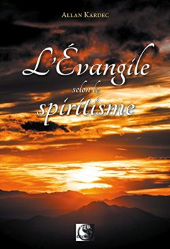 Livres Couvertures de L'Évangile selon le Spiritisme