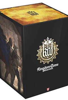 Livres Couvertures de Kingdom Come: Deliverance - Collector Edition