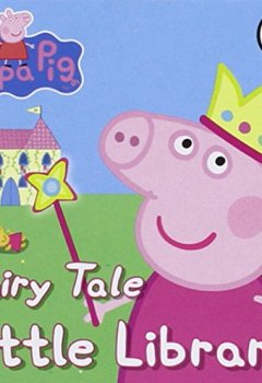 Livres Couvertures de Peppa Pig: Fairy Tale Little Library-