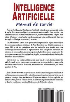 Livres Couvertures de Intelligence Artificielle: Manuel de survie