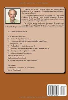 Livres Couvertures de Algorithmes à savoir ou à découvrir: Obligatoire et spécialité