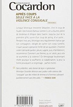Livres Couvertures de Après coups : Seule face à la violence conjugale