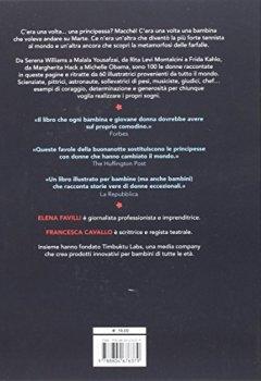 Livres Couvertures de Storie della buonanotte per bambine ribelli. 100 vite di donne straordinarie. Ediz. a colori