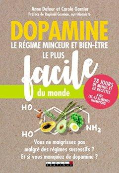 Livres Couvertures de Dopamine : le régime minceur et bien-être le plus facile du monde