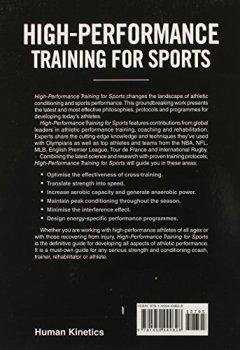 Livres Couvertures de High-Performance Training for Sports