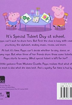 Livres Couvertures de Peppa Pig and the Busy Day at School