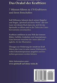 Buchdeckel von Das Orakel der Krafttiere: 170 Krafttiere und ihre unterstützenden Botschaften in aktuellen Lebensfragen