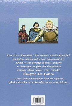 Livres Couvertures de Kaamelott, Tome 3 : L'Enigme du Coffre