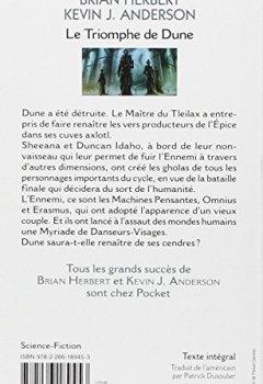 Livres Couvertures de Après Dune II (2)