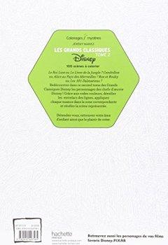Livres Couvertures de Les grands classiques Disney tome 2