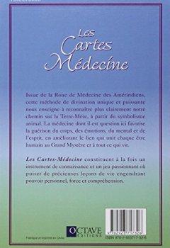 Livres Couvertures de Les Cartes Médecine - Découvrir son animal-totem