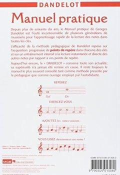 Livres Couvertures de Manuel pratique pour l'étude des clefs Sol-Fa-Ut - Education Musicale